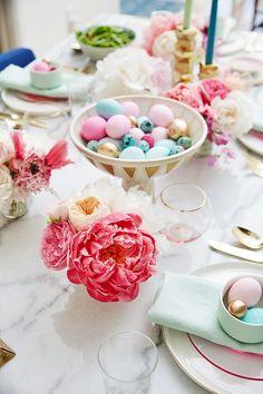 My Pastel Easter Brunch