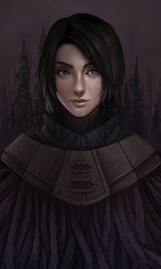 High Fantasy, Fantasy Books, Fantasy Characters, Female Characters, Fantasy Art, Fantasy Story, Vin Mistborn, Mistborn Series, Character Portraits