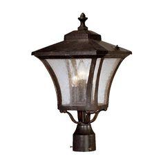 Found it at Wayfair - Tuscan Outdoor 3 Light Lantern Head