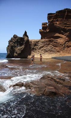 El Golfo #Lanzarote #IslasCanarias