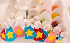Festa infantil com o tema de super-heroínas no 'Fazendo a Festa' - Fazendo a Festa - GNT