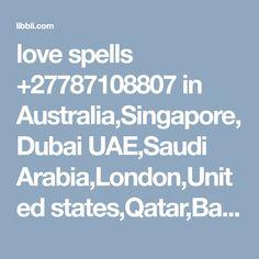 44 Best Effective love spells that works - instant love spells