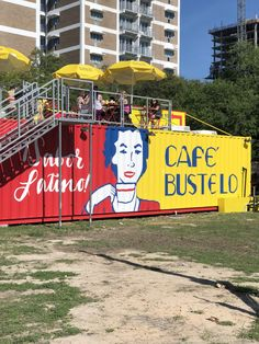 Run, don't walk, to Café Bustelo in Houston, the latest pop-up coffee shop in Montrose! Here's the most important thing. If you want to try Café Bustelo's espresso-style coffee, you must get there by May 25, 2019!