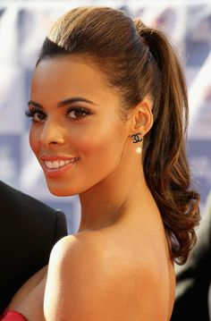 Prom Hairstyles High Ponytail