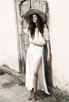 .NICE!!!!!  skirt and hat