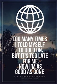 state champs are great Music Is My Escape, Music Love, Music Is Life, Good Music, Band Quotes, Lyric Quotes, Qoutes, State Champs Lyrics, Musica