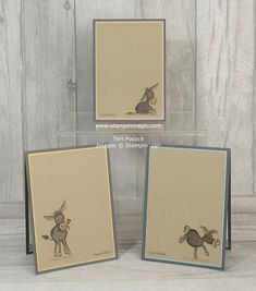 Card Making Templates, Card Making Kits, Card Making Supplies, Masculine Birthday Cards, Masculine Cards, Stamping Up Cards, Animal Cards, Card Making Inspiration, Card Maker