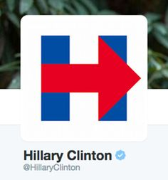 Why Everyone Went Nuts Over Hillary Clinton's New Logo |  Screenshot: WIRED | From WIRED.com