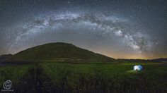 Dreams of a Summer - The full milky way over the Mt Vettore  PS: 100th photo upload :)