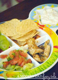 A Modern Day Fairy Tale: A Pescetarian's Guide To Eating Seafood {National #Seafood Month} + A Fresh Baby Fish Tacos Reipes #MyPlate