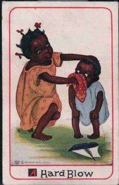 A Hard Blow Black Americana