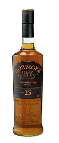 Bowmore 25  [Single Malt Scotch Whisky]
