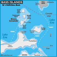 During the War of 1812, fought mainly over trade restriction imposed on the United States by Great Britain, Ohio played an important role. During that war the United States Navy engaged Great Britain's Royal Navy in the Battle of Lake Erie. Fought in the Bass Islands to the north of Sandusky, the U.S. won a convincing victory, and thus controlled the lake for the duration.
