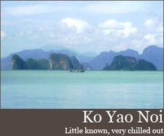 Ko Yao Noi - untouched wilderness