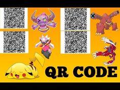 Pokémon Sun and Moon - Complete Pokédex (ALL QR Codes & Shinies) - YouTube Pokemon Tips, Pokemon Luna, Pokemon Fan Art, Pokemon Games, Pokemon Go, Pokemon Moon Qr Codes, Code Pokemon, Pokemon Comics, Deadpool Pikachu