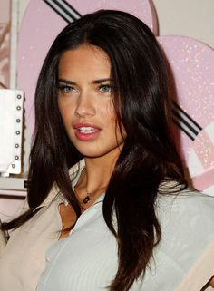 Adriana Lima attends the unveiling of the New Vintage Victoria Collection just…