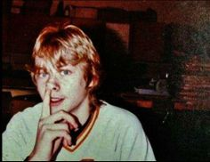 Young Kurt Cobain #nirvana