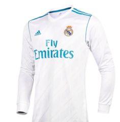 Camiseta Real Madrid 1ª Equipación ML 2017-2018