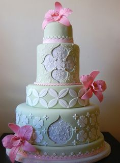 cake by Ganache Patisserie