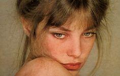 "johannesbrahms: "" Di Doo Dah (album cover detail), 1973 Jane Birkin """