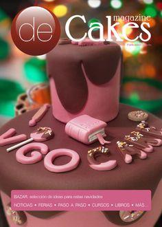 de Cakes  Magazine gratuito sobre el mundo de la repostería creativa en versión digital.