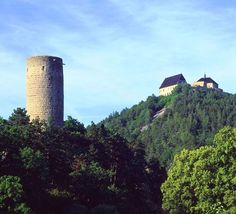 Žebrák and Točník castles (Central Bohemia), Czechia Prague, Heart Of Europe, Historical Monuments, Czech Republic, Monument Valley, Cathedral, Palaces, Manor Houses, Nature