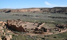 Chaco Canyon National Historic Park - New Mexico, USA and Some Great Tourist Destination There