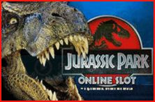 Jurassic-Park-Slot-From-Microgaming Discover a world of extraordinary visual and acoustic depth, where exquisitely rendered environments, seamlessly animated dinosaurs and a spectacular parallax design bring one of Hollywood's most iconic and imaginative creations to life like never before. http://www.thrillofgambling.com/jurassic-park-online-slot/