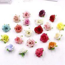 5 unids/lote fresco y simulación flores artificiales pequeño brote del té té pequeña rosa decoración de flores de seda cabeza de la flor diy accesorios(China (Mainland))