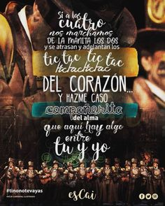 Tic Tac, Movies, Movie Posters, Amor, Music Letters, Pretty Quotes, Musica, Film Poster, Films
