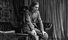 Wes Anderson photographed in London last month