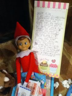 Easy Elf On The Shelf Ideas Day 17