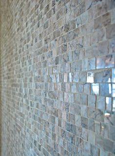 Bathroom wall. #tile #bathroom