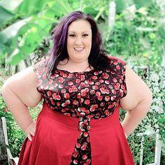 Fat and fabulous!!  #effyourbeautystandards   #ssbbw   #ilovefashion…