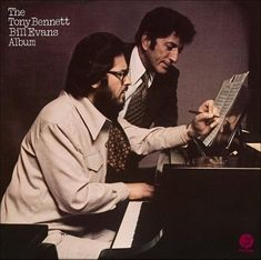 Tony Bennett/Bill Evans - The Tony Bennett/Bill Evans Album (CD)