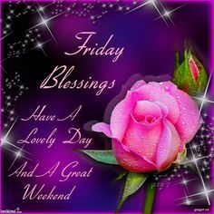 Good Morning Friday SMS