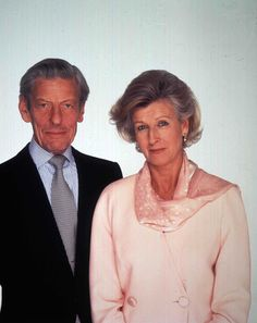 Princess Alexandra married The Honourable Angus Ogilvy, a businessman and second son of the Earl of Airlie, in 1963. Queen Elizabeth offered him an earldom at the time of his wedding, which he turned down.  He was created a Knight Commander of the Royal Victorian Order 25 years later in recognition of his charity work.  He was also made a Privy Councilor in 1997.  He died of cancer in 2004.