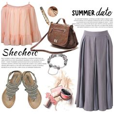 SheChoic Style by shechoic on Polyvore featuring StreetStyle, CasualChic…