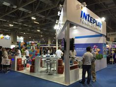 "https://flic.kr/p/twYtrk | China Stand Builder for G2E ASIA 2015 IN Macao - YiMu Exhibits (2) | YiMu Exhibition Services - China Stand Builder for ""Inteplay"" stand in Global Gaming Expo (G2E ASIA), held in Macao during May 19-21, 2015"