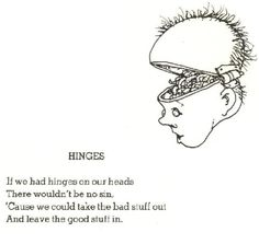 11 of Shel Silverstein's Most Weird and Wonderful Poems | Bustle