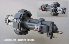 MICROFLEET-Science Vessel by ska2d2 http://flic.kr/p/AUS2Qc