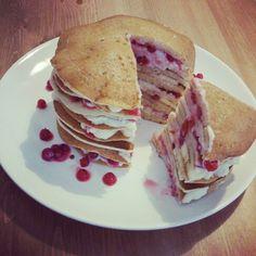 #pancake #homemade #cake #banana #love