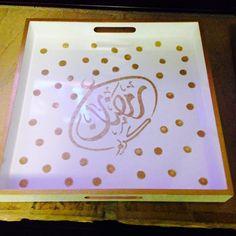 6pcs//set Mosque Mubarak Ramadan Design Coffee Stencils Cake Template To fC