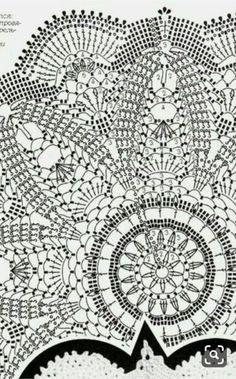 Crochet Rug Patterns, Crochet Mandala, Tapestry Crochet, Crochet Doilies, Crochet Lace, Knit Rug, Doily Rug, Crochet Carpet, Beautiful Crochet