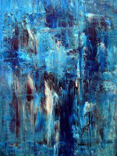 "Saatchi Art Artist Christopher Roberts; Painting, ""Beneath"" #art"
