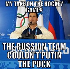 Dave Schwartz is back with more Olympic puns...