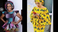 African Fashion Dresses, African Dress, Ankara Skirt And Blouse, Iconic Women, Ankara Styles, Stylish, Videos, Skirts, Skirt
