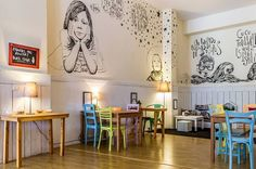 decoracion de cuentos en cafeteria - Buscar con Google