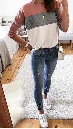 - casual outfits - goes with jeans. - casual outfits - goes with jeans. - The post 12 outfits casuales para el día a día appeared first on ub. 12 outfits casuales para el día a día Pin on Cute Outfits Outfit Jeans, Outfits Blue Jeans, Mode Outfits, Trendy Outfits, Blue Skinny Jeans Outfit, Skinny Jean Outfits, Trendy Hair, Cute Outfits With Flannels, Classy Outfits