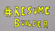 Need some tips to help you craft a perfect resume? Check this video out:  https://www.youtube.com/watch?v=7XYBEFhcGw4  At Medix College, students are trained not only in the field of their choosing, but they are also given tips and hints on how to properly market themselves in order to maximize their success!  Visit Medixcollege.ca for information on the many programs we offer! #work #resume #healthcare #education